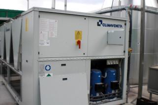 Kältemaschinen für Biogassysteme der Stadtwerke